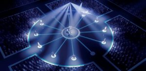 Keep Your Light Shining Stage Design