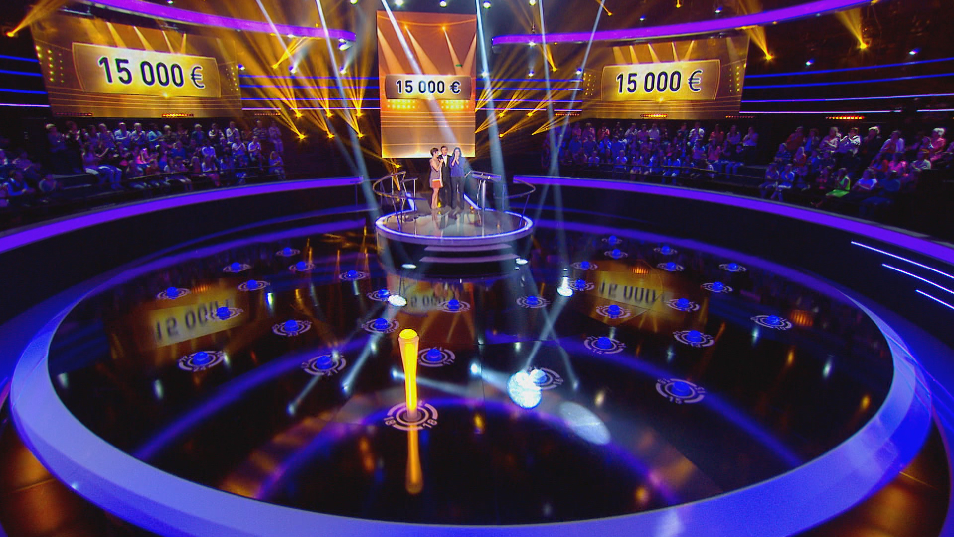 First intn l deal for french game show quizz or buzz for French shows