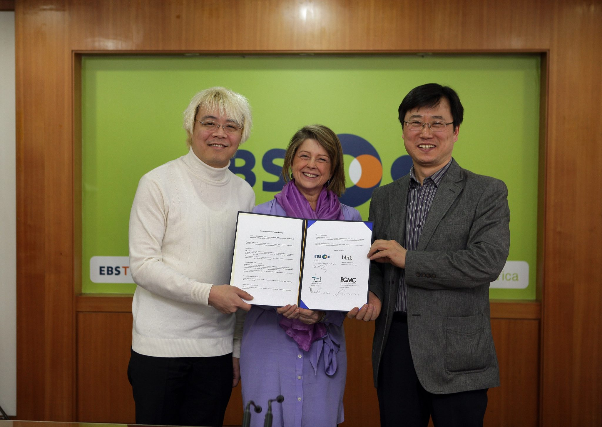 The Bridge, EBS and Bethel deal image