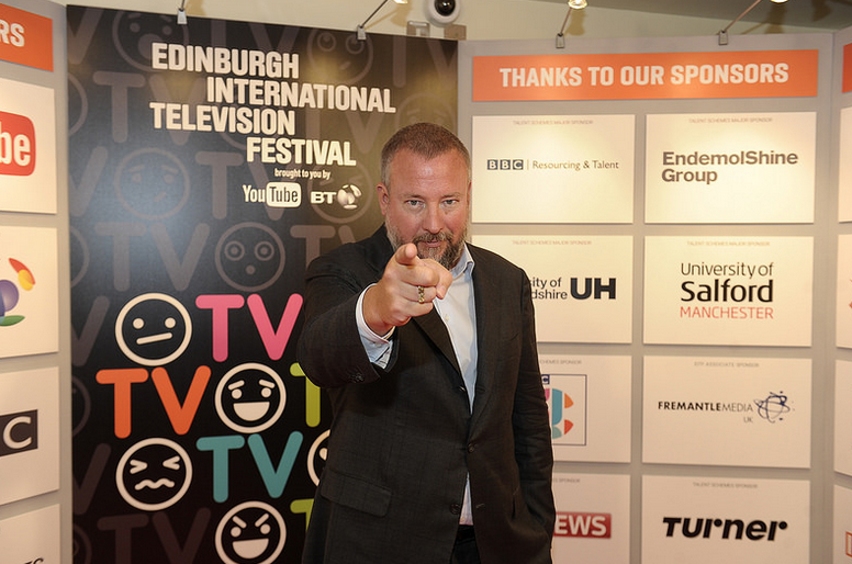 Shane Smith points the finger at TV channels
