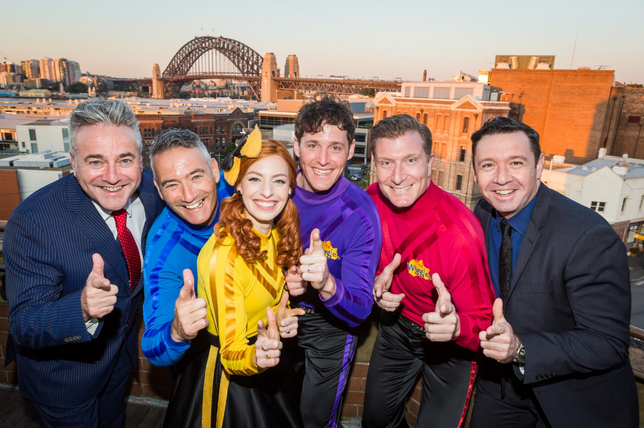 The Wiggles ABC Commercial