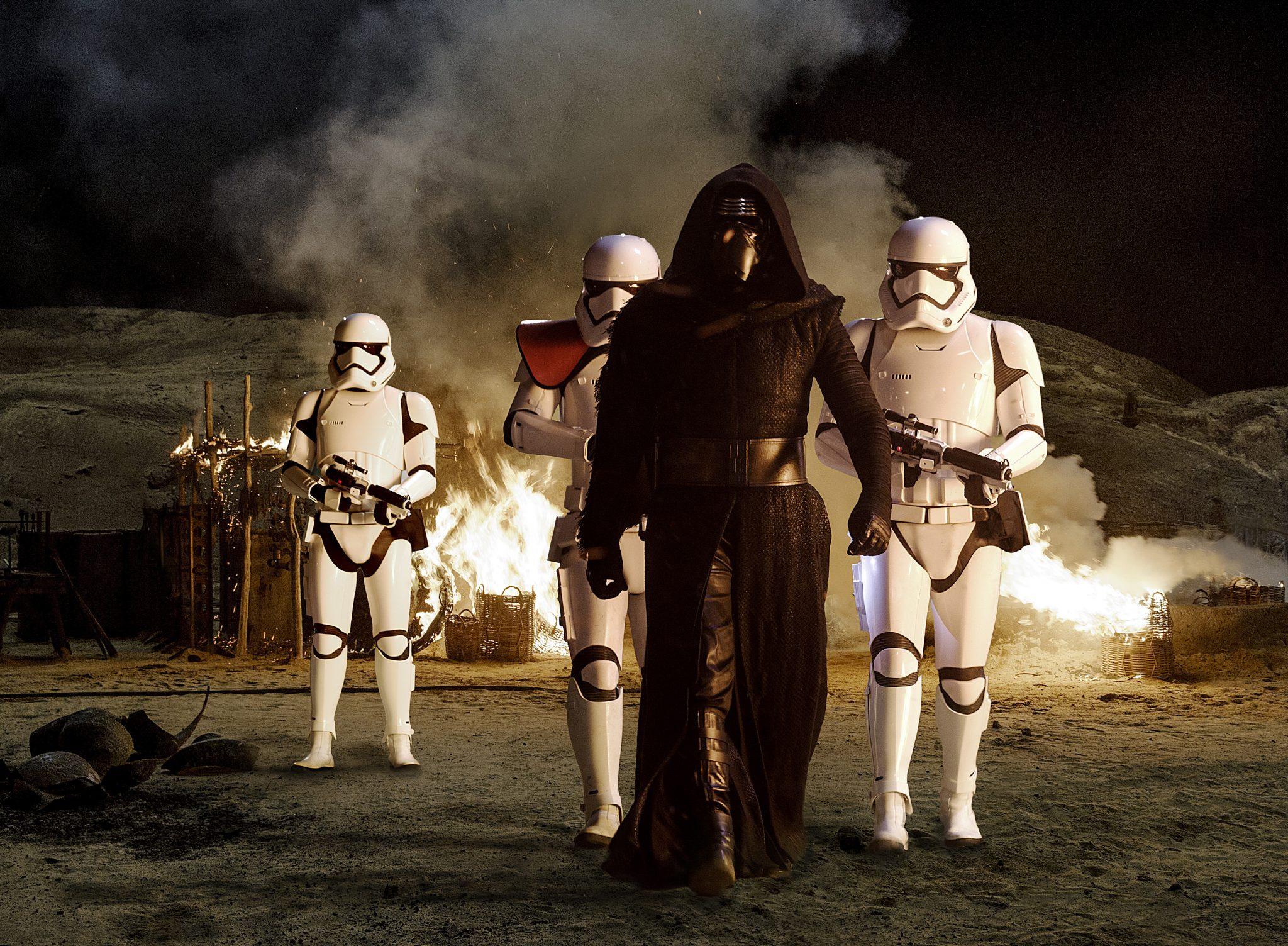 Jon Favreau creating Star Wars drama for Disney SVOD service