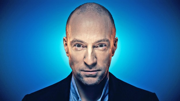 Netflix conjures up Derren Brown trio