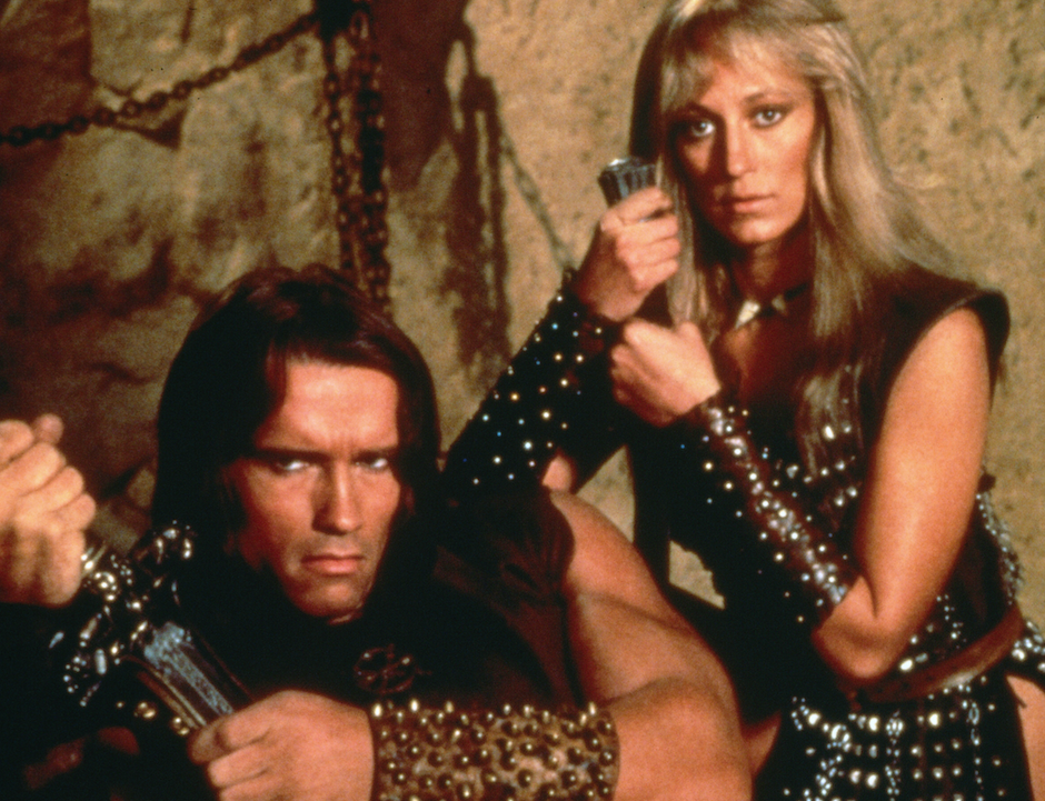 Amazon Developing Conan The Barbarian TV Show