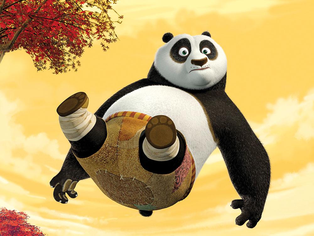 Kung Fu Panda The Series