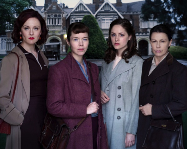 Content's The Bletchley Circle