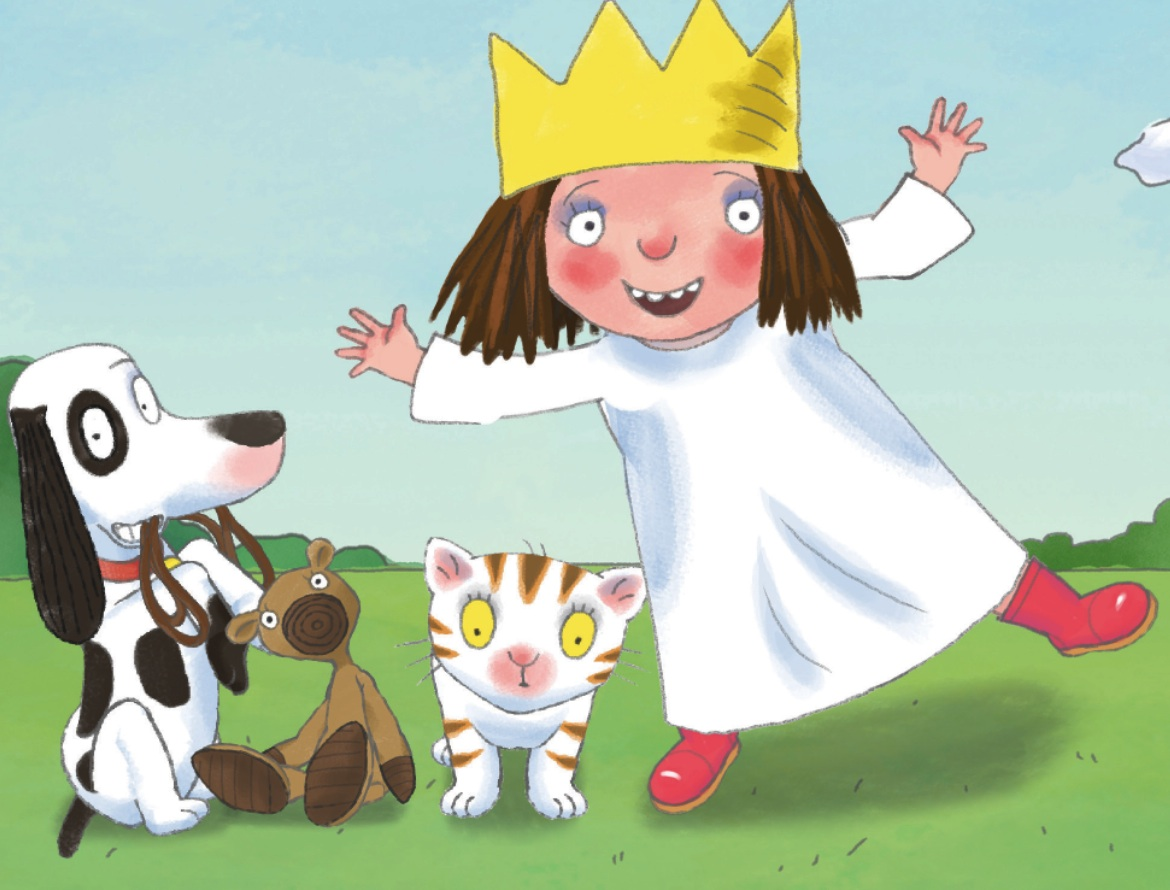 Netflix ramps up nordic kids site following little for Small princess