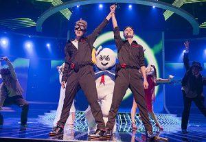 Nine airs Britain's Got Talent