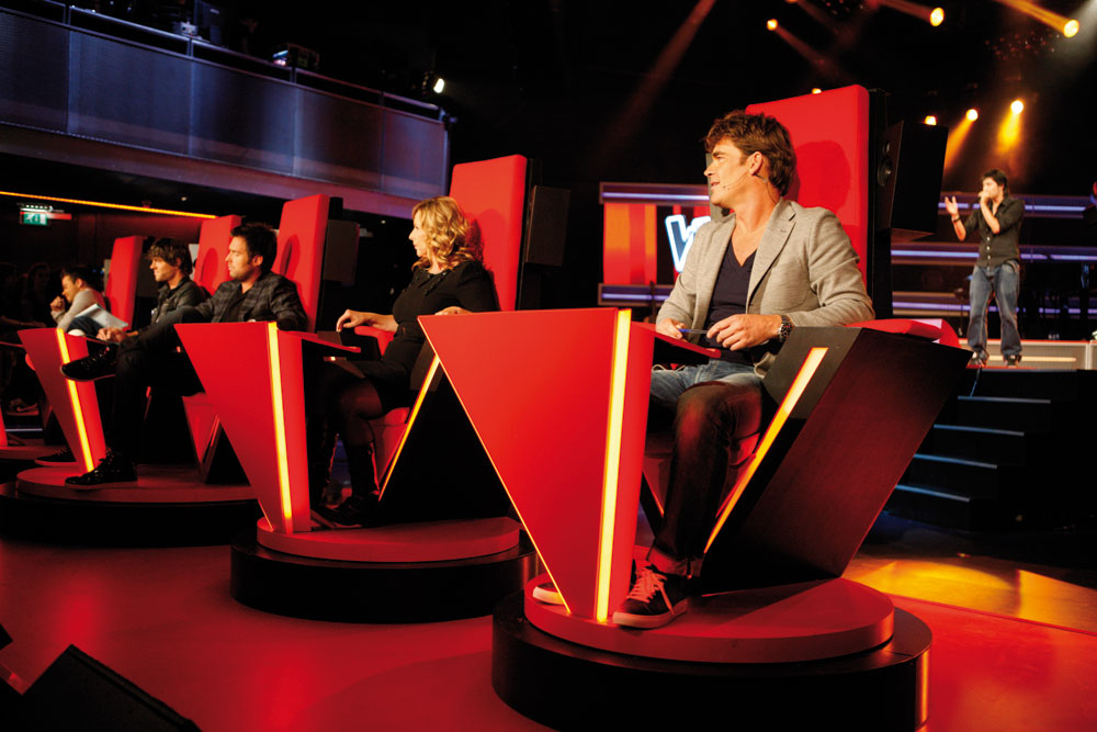 The Voice UK was born out of the Dutch original