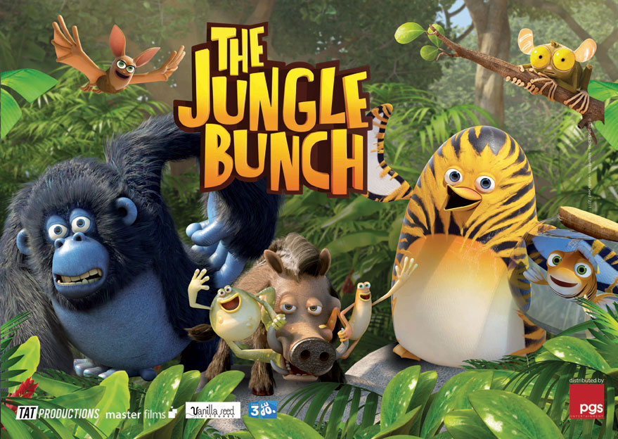 The-Jungle-Bunch