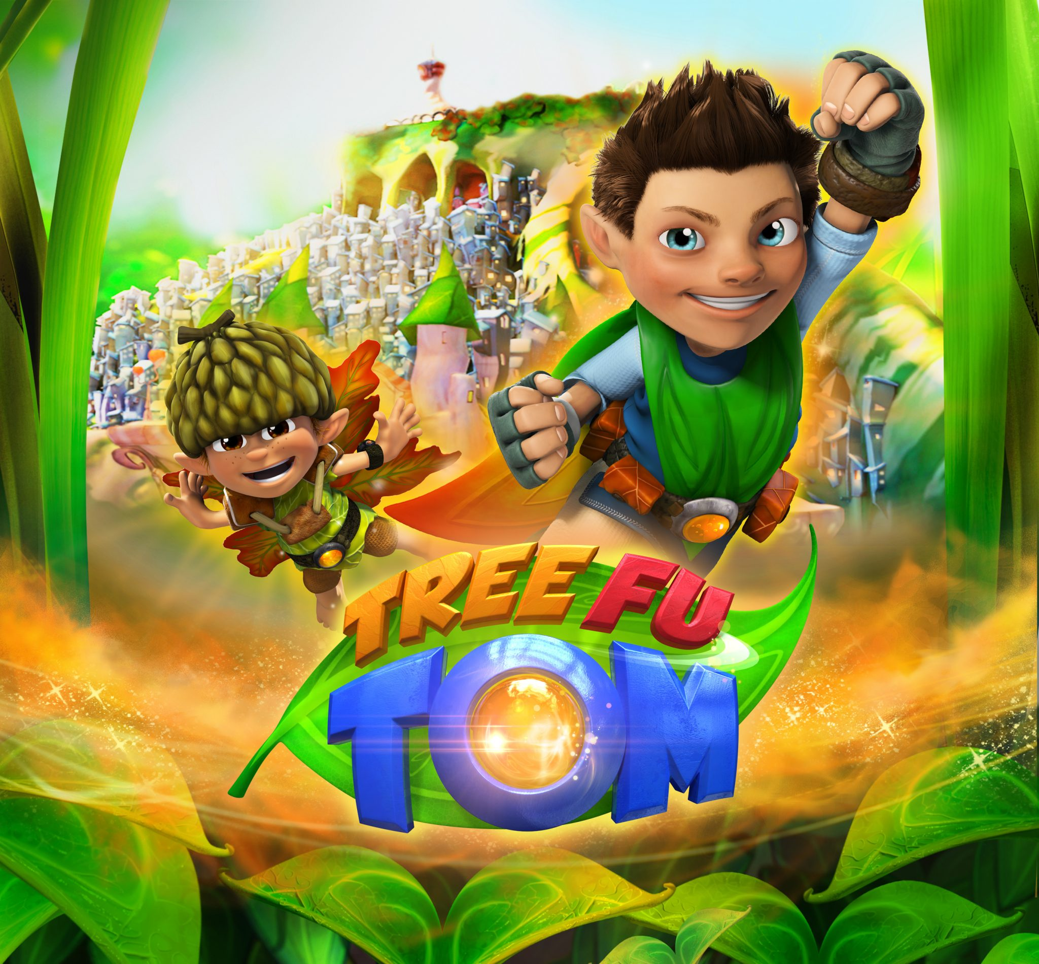 Tree Fu Tom springs up at Sprout – TBI Vision