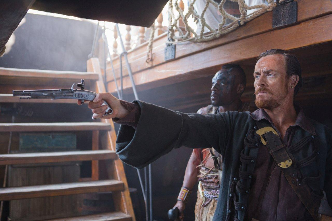 Black Sails new
