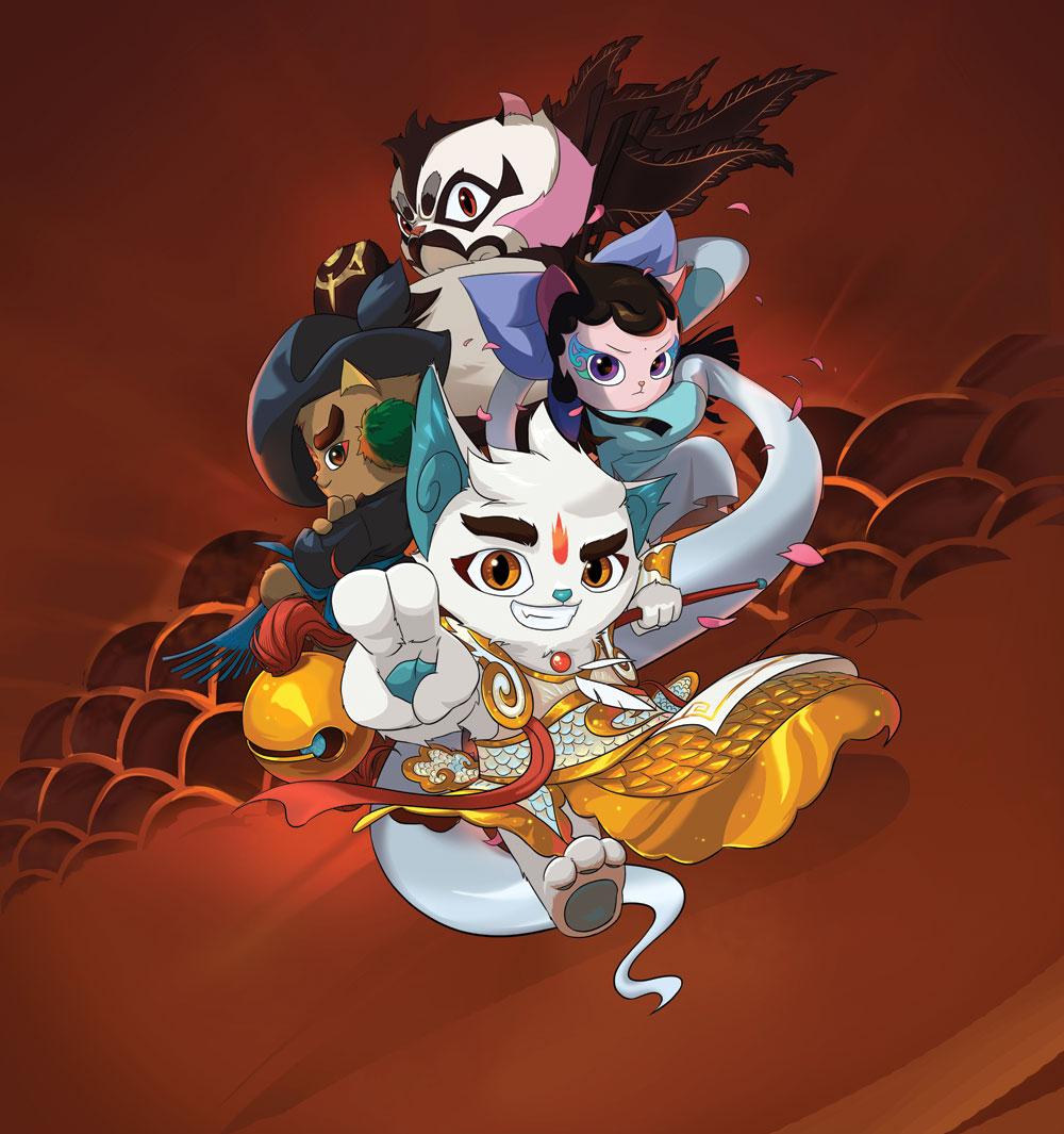 Beijjing-opera-cats-OC-POSTER-small20130731