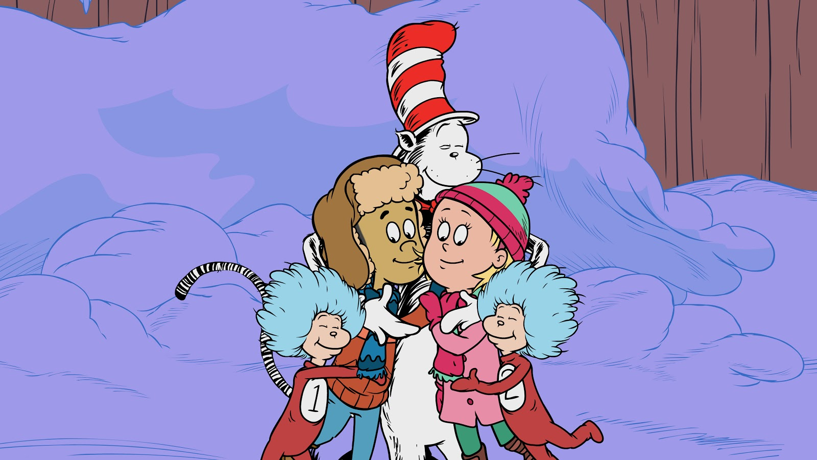 The Cat in the Hat Christmas special