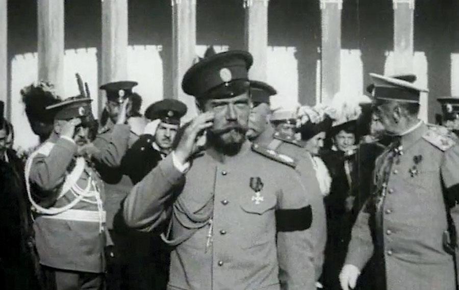 War-&-Revolution---Tsar