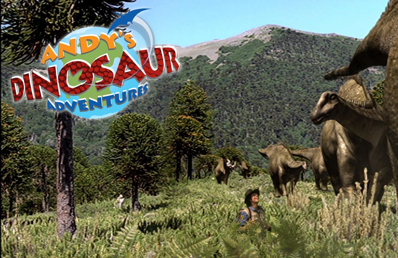 andys dinosaur