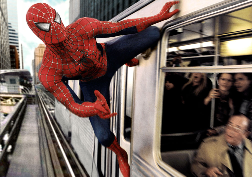 Spiderman-Tech