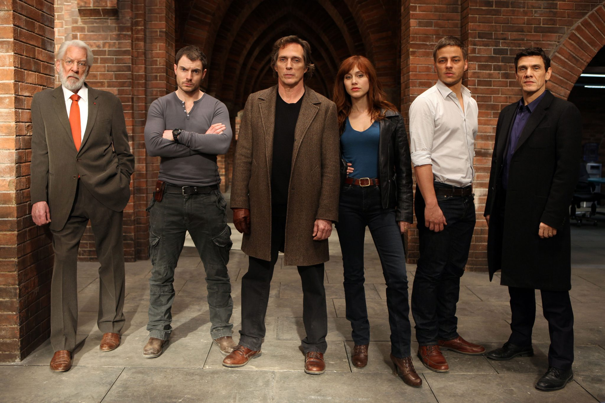 "Global crime drama ""Crossing Lines"" to premiere exclusively on A"