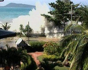 THAILAND QUAKE TIDAL WAVE
