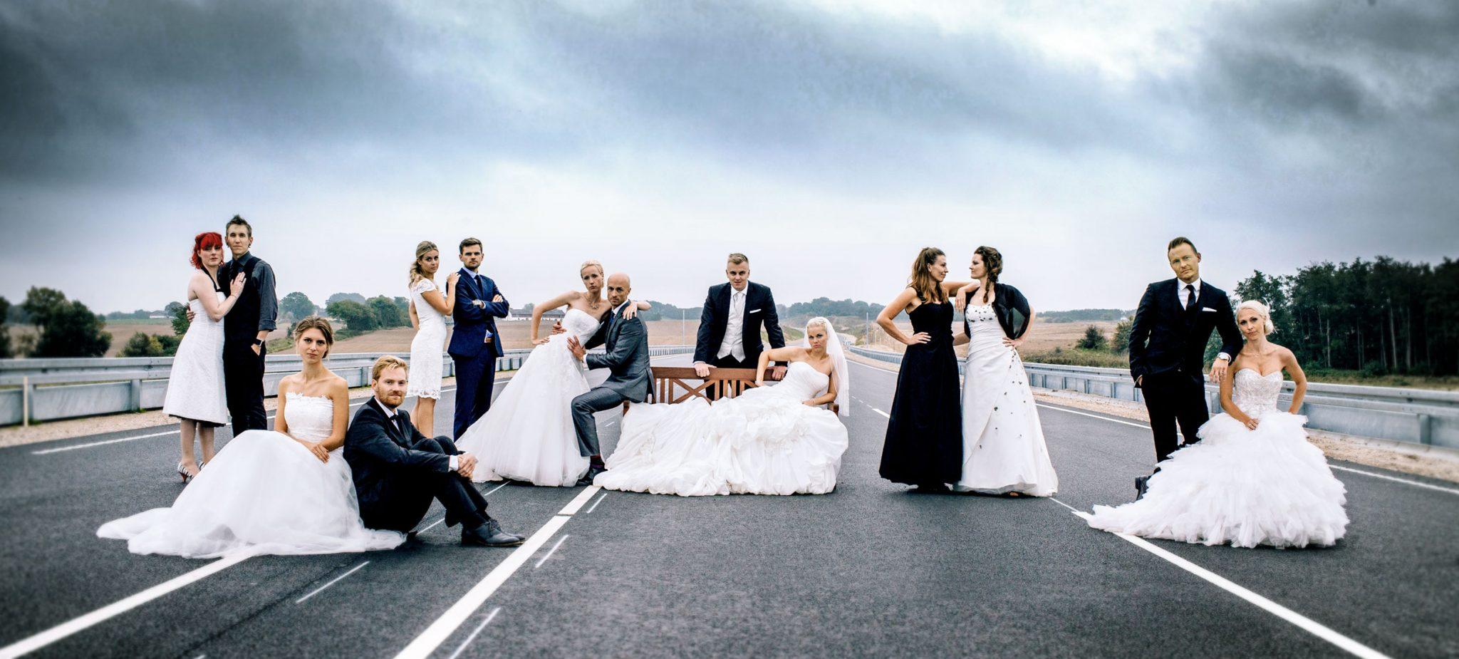 7 weddings