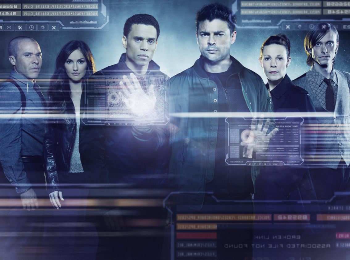 Almost Human1