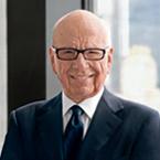 Rupert Murdoch headshot