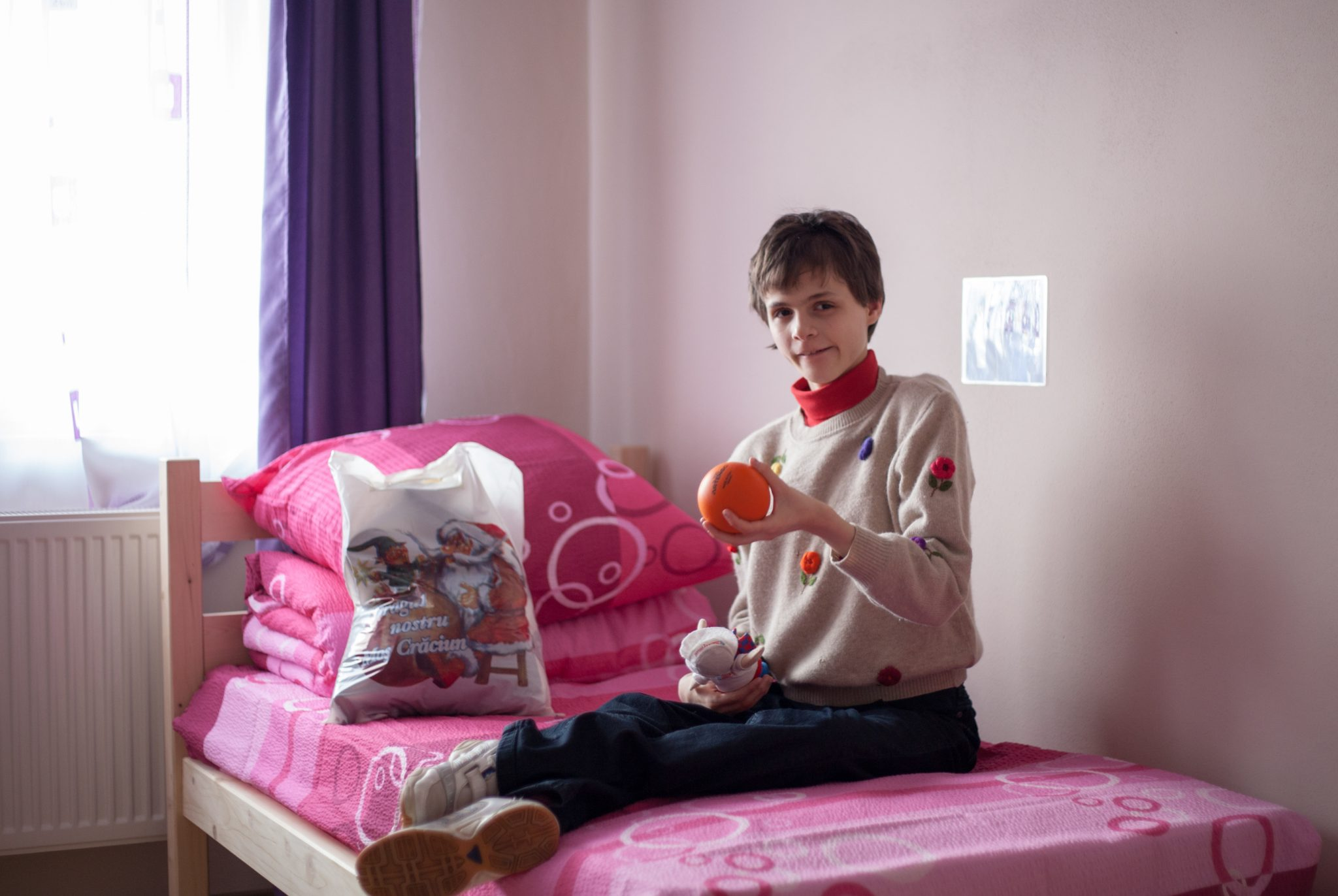 The Lost Orphan-A Home For Mirela
