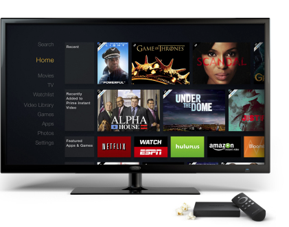 Amazon Fire TV1