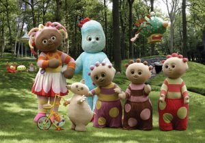 DHX owns In the Night Garden after buying the property from Ragdoll