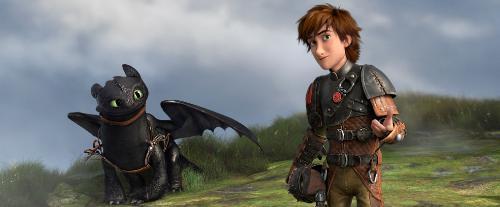 Netflix DreamWorks Dragons