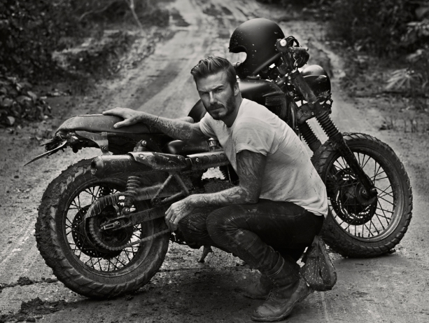 David Beckham into the Unknown1