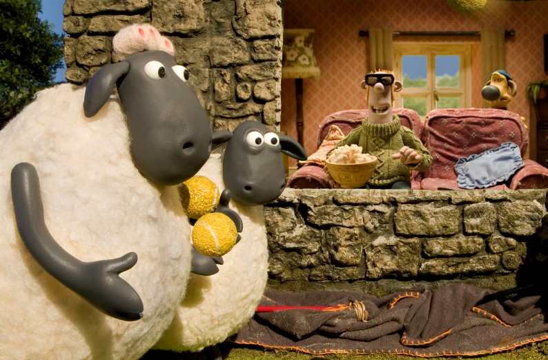 Shaun the Sheep cropped