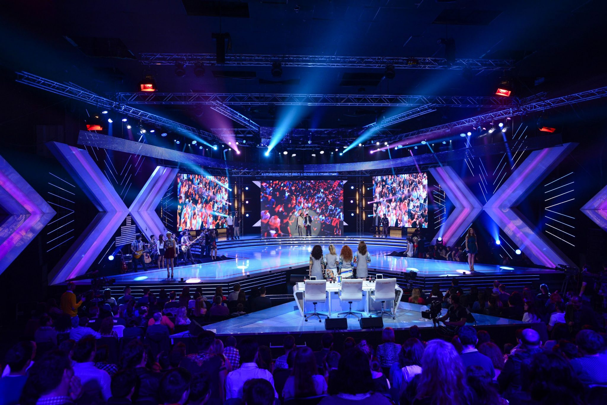 Antena 1's X Factor
