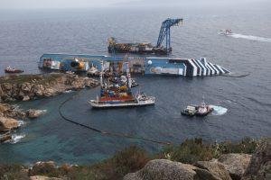 Nat Geo's The Raising of the Costa Concordia