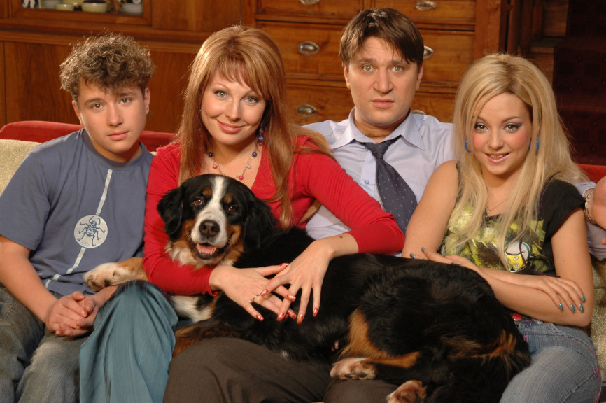 Married With Children Russia
