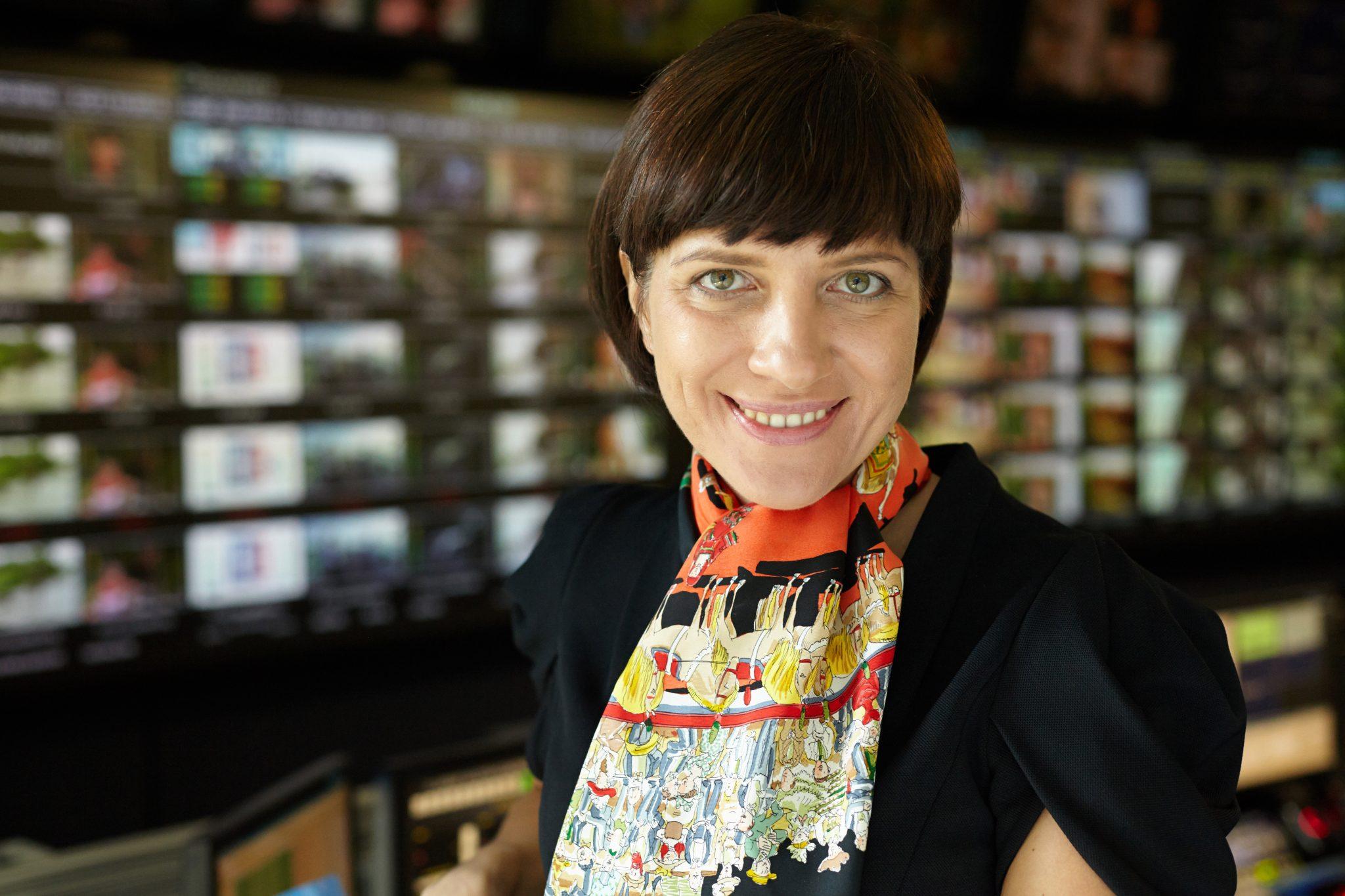 Oxana Yanushovskaya