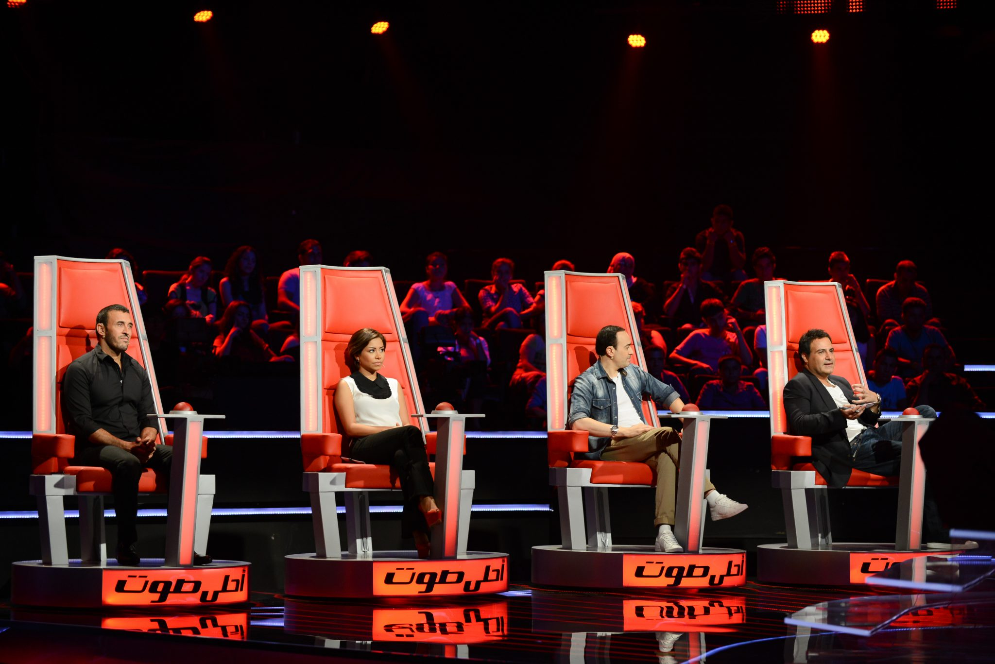The Voice Arabia