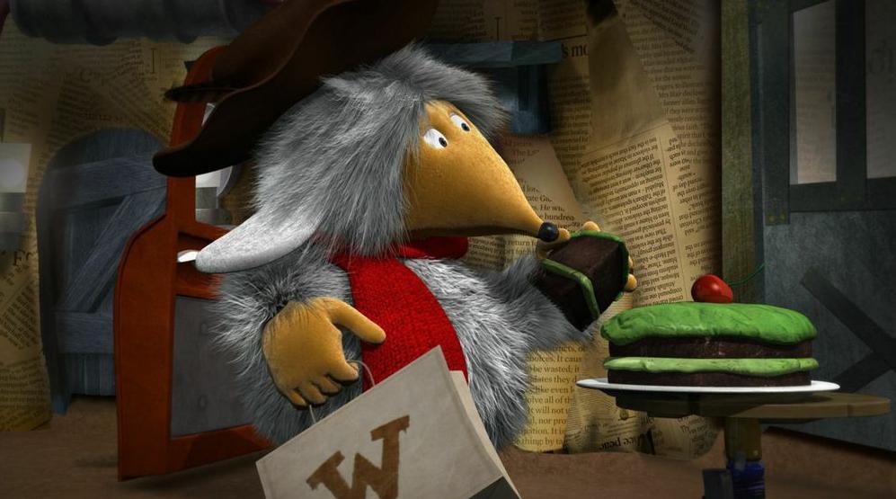 Wombles CGI