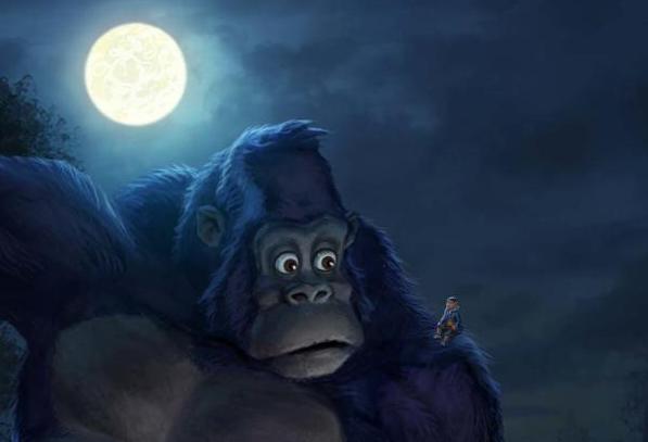 King Kong Netflix 2