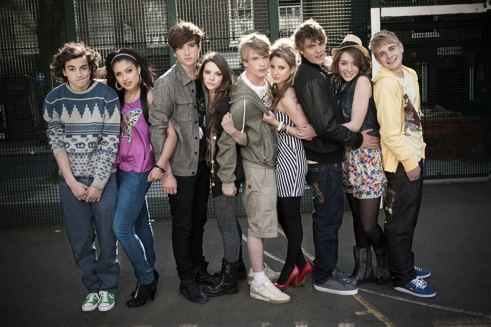 bbc teen drama makes the cut with foothill – tbi vision