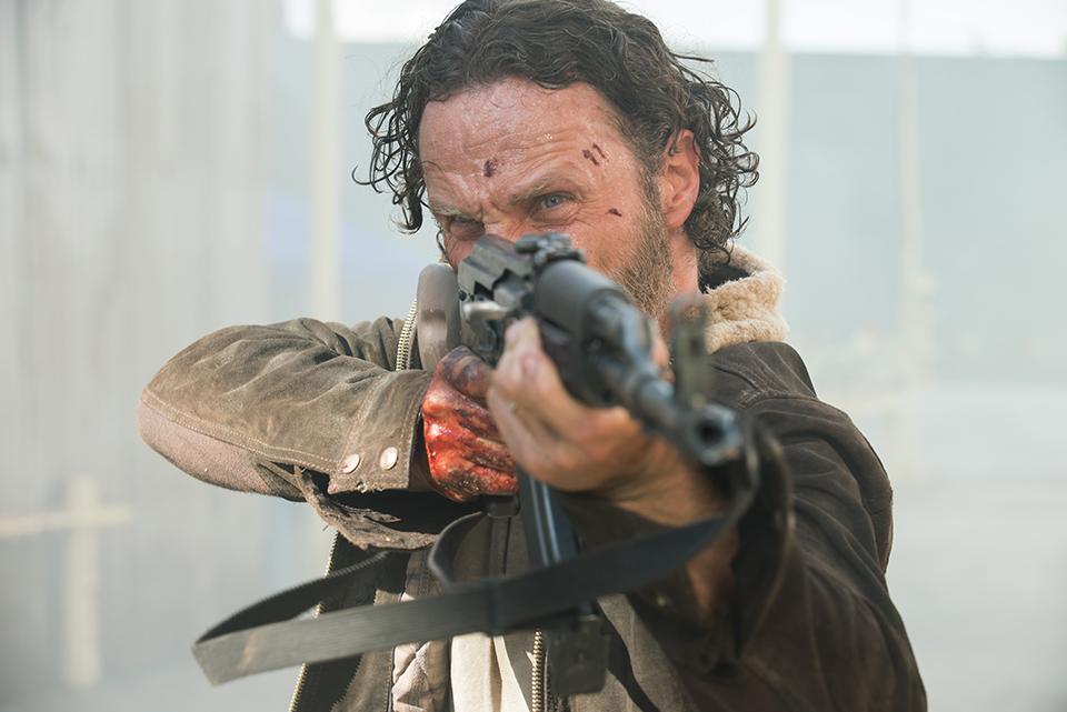 Walking Dead season 5.1
