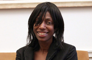 OFCOM chief executive Sharon White