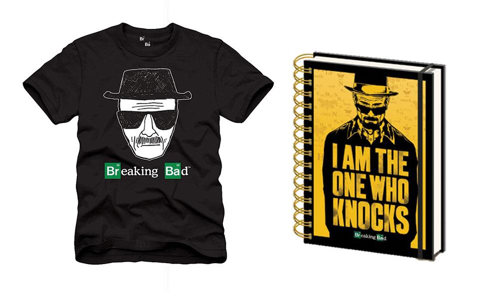 Breaking-Bad-tshirt+book