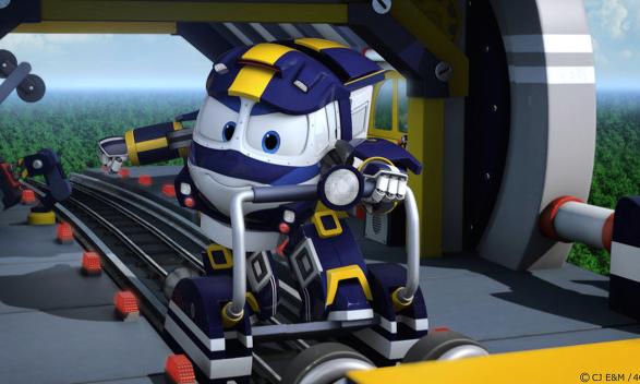 Robot Trains RT