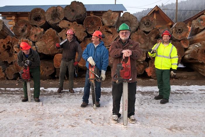 Timber Kings group photo