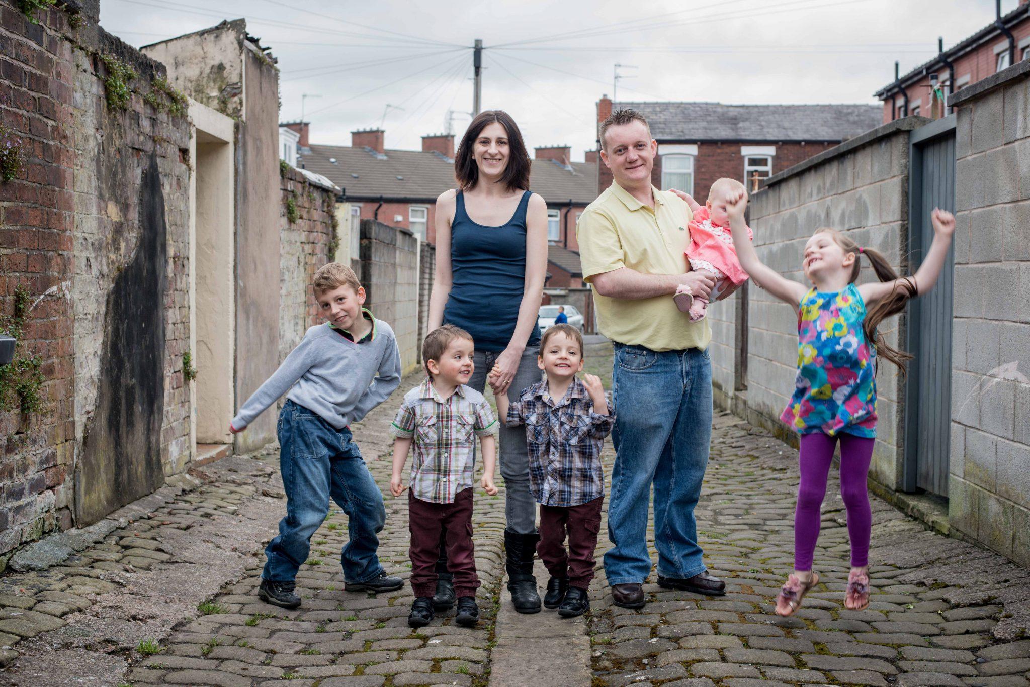 Happy Families - ITV