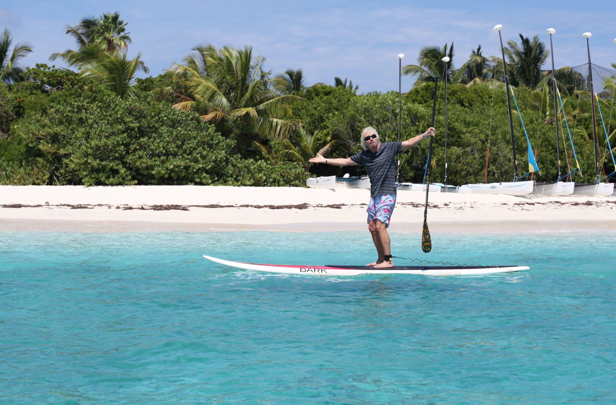 Billionaire S Paradise Inside Necker Island