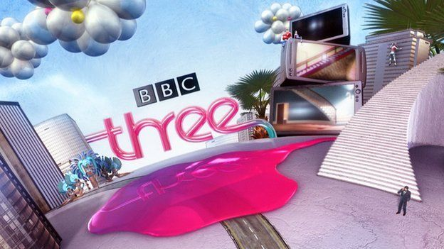 BBC Three ident