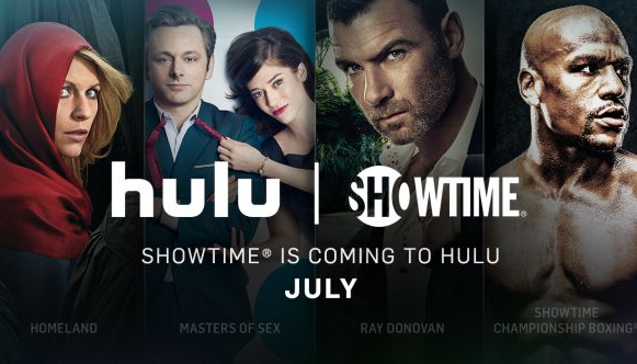 Hulu Showtime