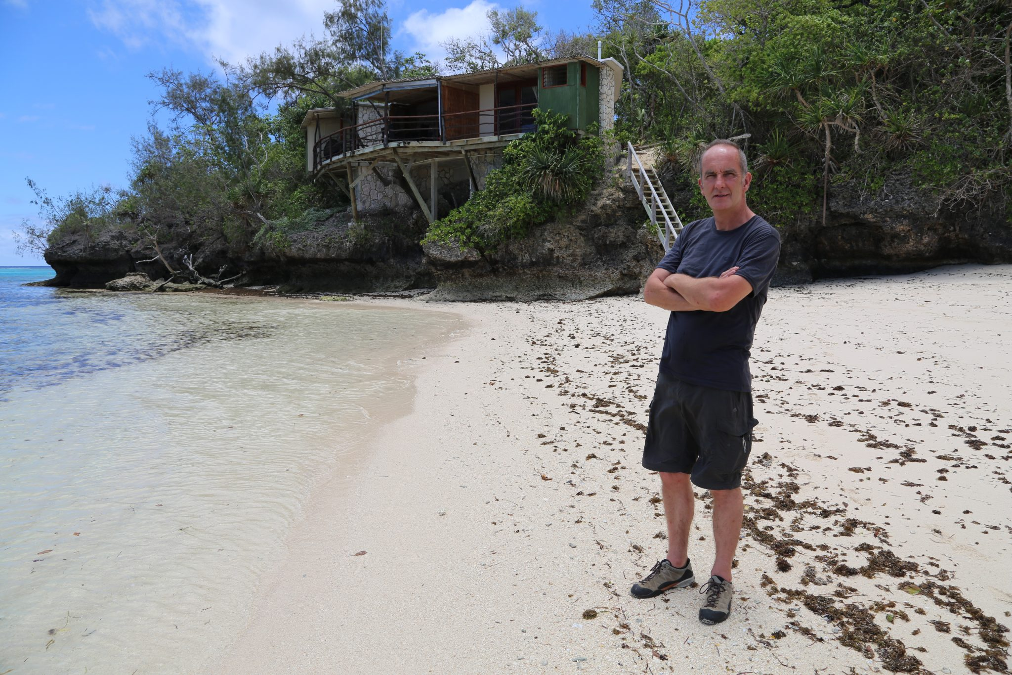 Kevin McCloud Escape to the Country